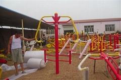 新國標19272-2011室外健身路徑