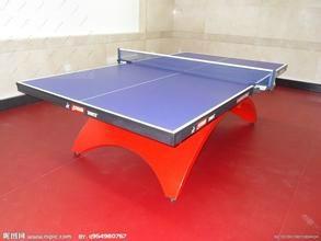 移動乒乓球台 4
