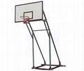 移動休閑籃球架 5