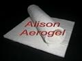 Alison aerogel carpet blanket felt nano insulating material for heat and  Refrig