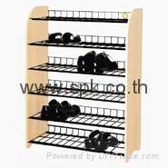 Shoe rack 7 tier