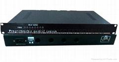 8路可编程电源控制器
