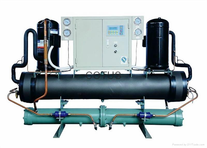水冷开放式冷水机组 1