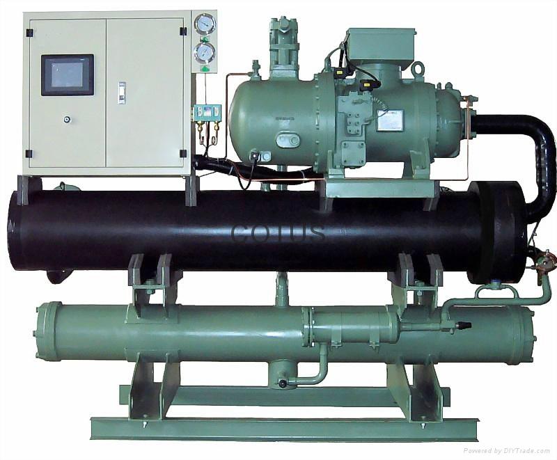 水冷螺杆冷水机组 1