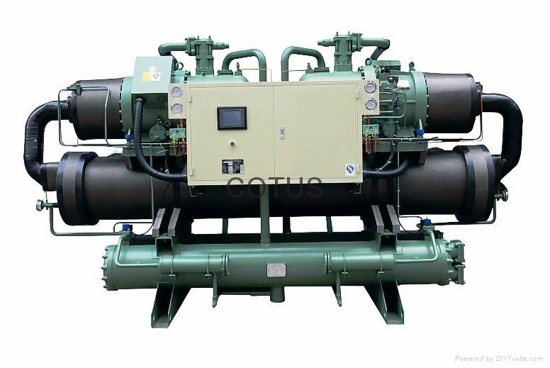 水冷螺杆冷水机组 2