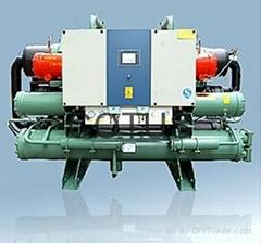 水冷螺杆热回收冷水机组