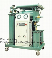 factory wholesale portable insulating oil purifier machine
