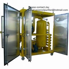 super vacuum transformer oil filtration machine