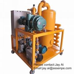 Mobile type Transformer Oil Dehydration unit