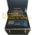 high precision bdv transformer oil testing equipment