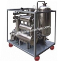 Portable cooking oil filter machine,oil