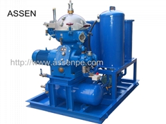 High Performance Centrifugal Oil Purifier machine