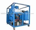 super hi-vacuum transformer oil filtration machine