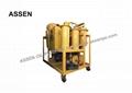 2000 LPH Portable transformer oil dehydration plant 1