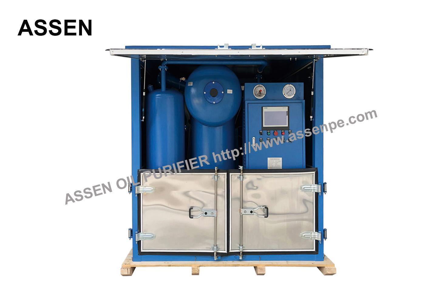 3000Liter/Hr High Efficiency Insulation Oil Purification System Machine 1