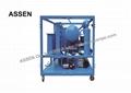 PLC Automatically Power Transformer Oil Filtration Plant 2