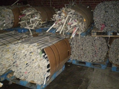 pvc soft and pvc window scrap