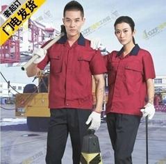 深圳工作服订做