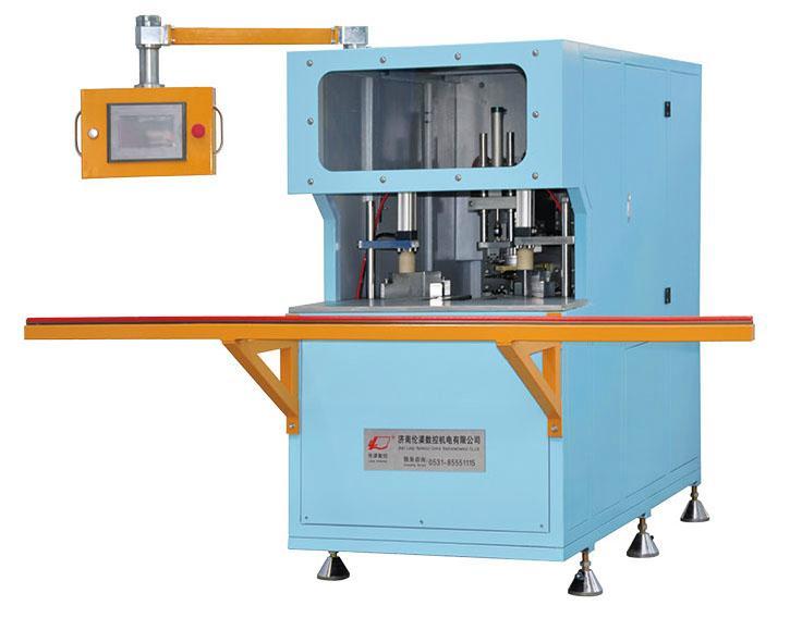 3rd generation intelligent CNC corner cleaning machine 1