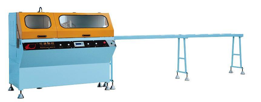 LQLJ-JM-CNC brand new aluminum profile angel code CNC cutting saw 1