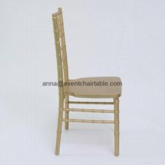 Wholesale Beech Wood Wedding Chiavari Chair Tiffany Chair Silla Chair