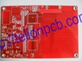 Multi-Layer Boards 6layer blind-buried hole pcb 2