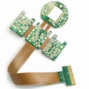 professional Printed high quality Rigid-Flex PCB 1