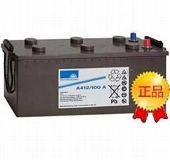 德國陽光蓄電池A412/100A