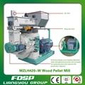 1-10tph Biomass Wood Sawdust Fuel Pellet Mill Plant