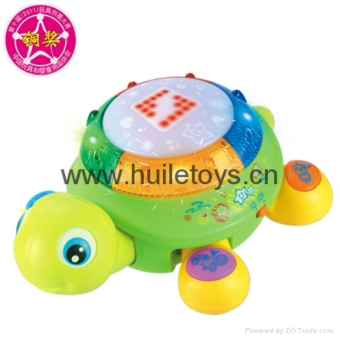 HUILE Colorful Smart Turtle 1
