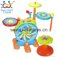HUILE Melodious Jazz Drum