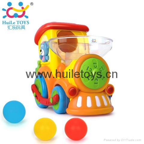 HUILE Baby Toy Train 1