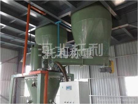 化工橡胶小料自动配料系统 4