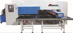 Masteel MTPH(A) series servo hydraulic cnc turret punch press