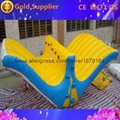 hot sale floating pvc inflatable water