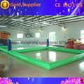 hot sale floating used inflatable