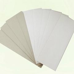 灰底单面白板纸