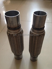 Exhaust flex pipes