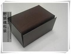 实木高光手表盒