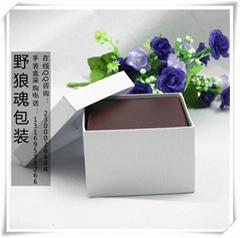 皮质情侣表包装盒