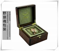 实木喷漆手表盒