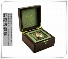 實木噴漆手錶盒