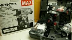 Max RB655 Rebar Tier 9.6 VT Rebar tying