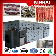 sausage dryer oven/meat drying machine