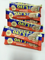 Pure natural oat chocolate 12g stick