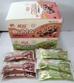 healthy crispy red bean flavor rice stick cracker 15g 5