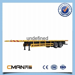 20ft and 40ft tri-axle heavy duty