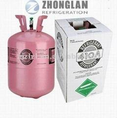 Refrigerant Gas R410 High Quality, REFRIGERATION R-410A, CRYOGEN R-410A