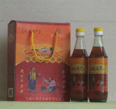 一滴香香油礼盒 2瓶装 1