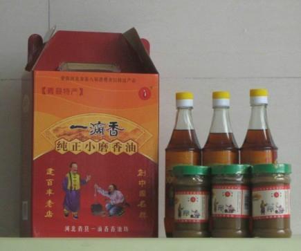一滴香香油礼盒 6瓶装 1
